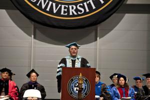 Harvey Kesselman to stay on as Stockton University president