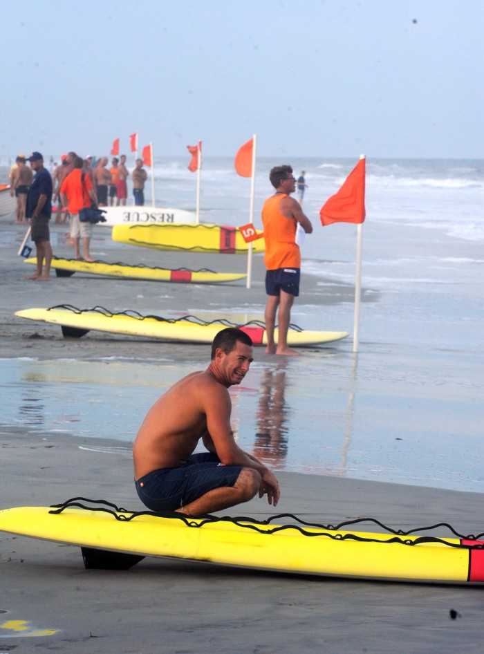 lifeguard race