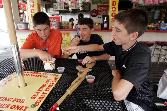 For teens, summer frequently means a first taste of independence