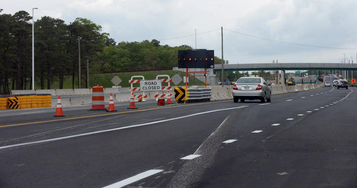 Construction Projects Greet Memorial Day Travelers Traffic