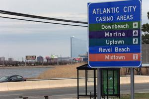 Atlantic City Signage
