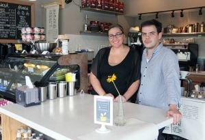 Linwood couple follow passion, open Bloom Coffee and Tea in Northfield