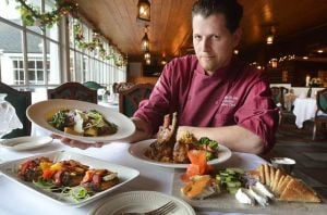 Inn Takes you Back in TimeSmithville Inn's tasty menu adds to centuries of history