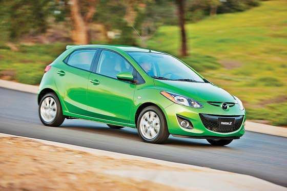2013 Mazda2: Zoom-Zoom Lightly