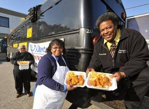 Good food on the movePleasantville woman's quest for tasty, healthy food leads to her opening her own mobile eatery