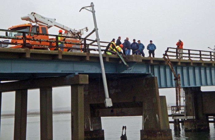 Bridge Crash