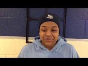 Interview with Atlantic City's Ayana Cox at Meet of Champions on March 3, 2013