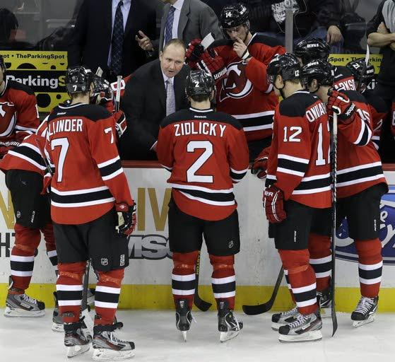 Devils struggling heading into final 12 games