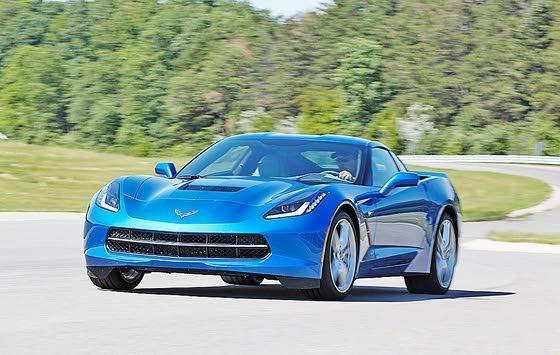 Smitten and Bitten by a Stingray: 2014 Corvette