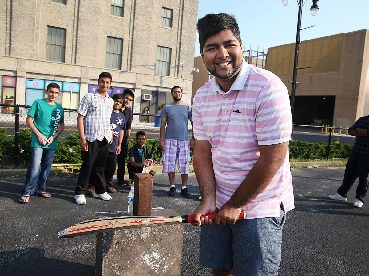 Teen cricket players bring sport to new home in A.C.