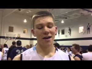 St. Augustine Prep's Blake Rossell on Paul Rodio's record