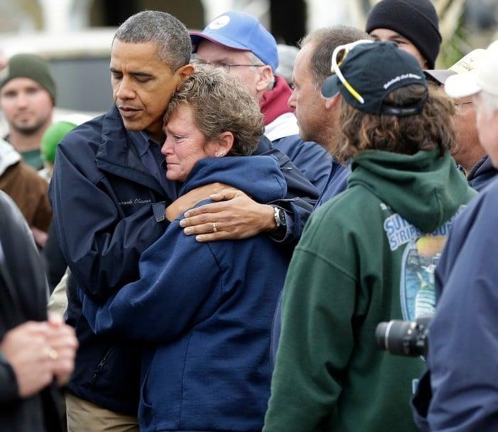 Barack Obama, Donna Vanzant