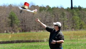 Small-scale  soaring