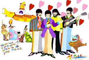 The Beatles Art Show