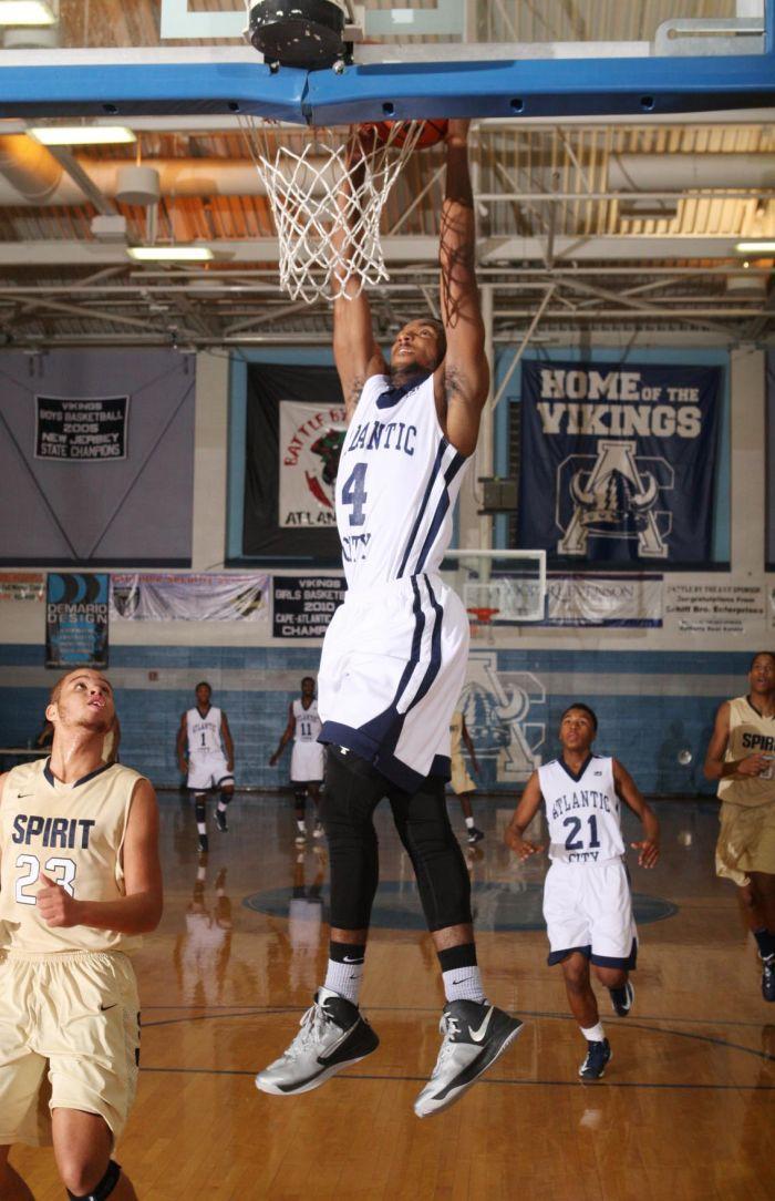 AC boys basketball