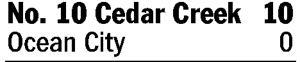 Cedar Creek earns first Diamond Classic berth