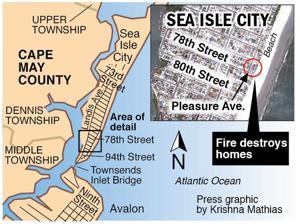 Sea Isle map