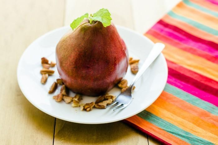 Roquefort pear