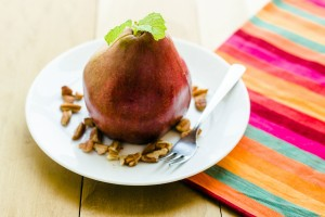 Roquefort pear