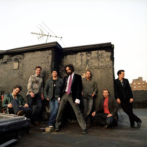 Complete Musical FreedomCounting Crows' Duritz enjoys controlling destiny