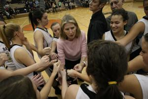 Kathy Snyder with team