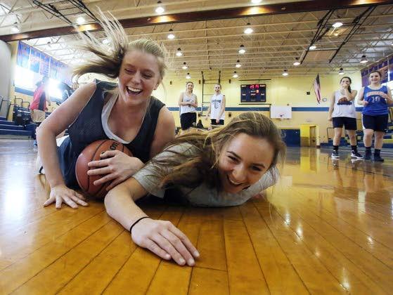 My life: Holy Spirit High School senior basketball player Summer Crilley