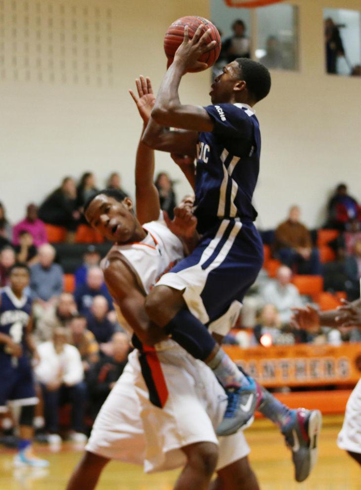 Middle Twp boys basketball