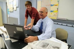 Oakcrest High teacher uses Sandy, other storms to bring lessons to life