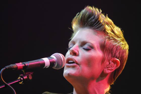 Dixie Chicks' Maines moving  in new direction as solo artist