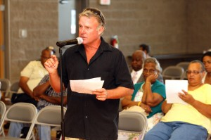 Meeting for South Inlet residents