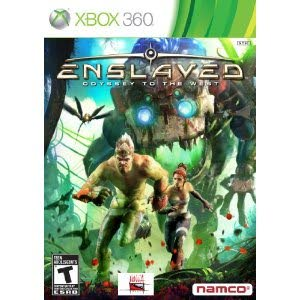 Game Review: 'Enslaved' offers a vivid trip across scorched landscape