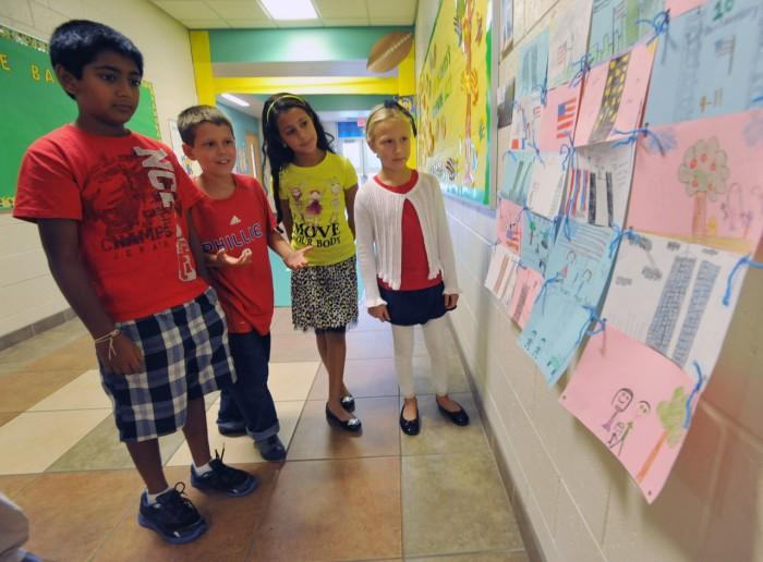 9/11 in schools