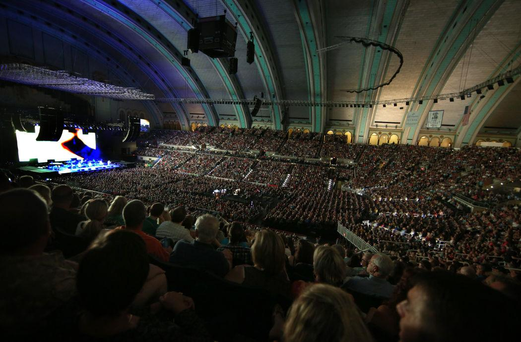 Eagles At Boardwalk Hall In Atlantic City Press Of