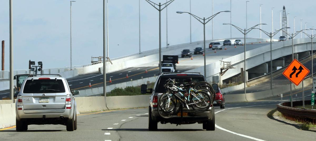 Southbound Great Egg Harbor Bay Bridge Opens For Labor Day