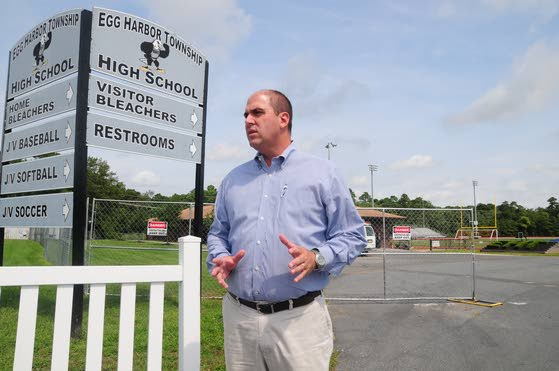 EHT High School's renovation project on fieldhouse to be done by Thanksgiving