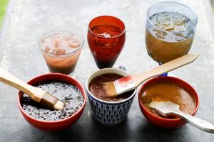 Pairing the grill with cocktails? Secret's in the barbecue sauce