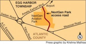 NextGen access road