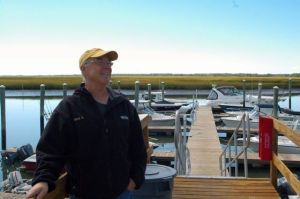 Marina serves casual boaters