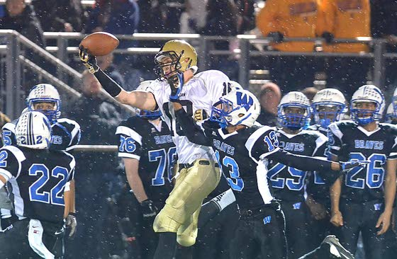 Highly recruited Gesicki leads Rams, who like to run