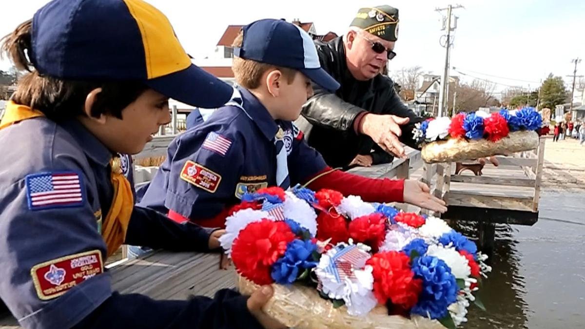 Pearl Harbor Day Service Somers Point
