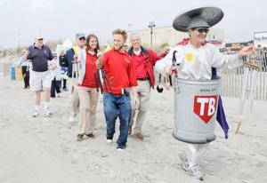 In Ocean City, Mark Soifer is the poobah behind the annual Doo Dah Parade