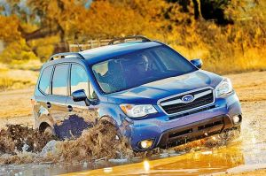 2014 Subaru Forester Gets New Turbo Engine