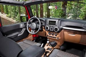 Jeep Wrangler: No Longer the Sparse SUV
