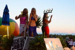 Miss America Parade: Catalina swimwear float - Vernon Ogrodnek
