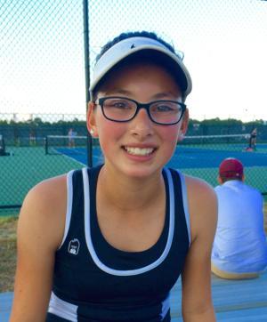 Girls tennis MVP: Emily Manzo, EHT
