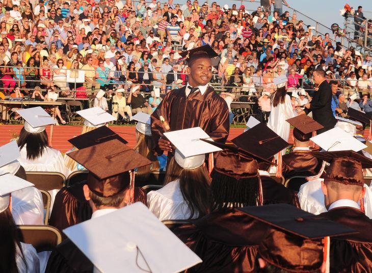 Cumberland Regional Graduation