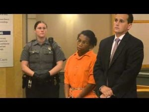 Stephany James Arraignment