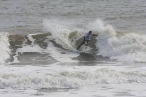 Surf City's Townsend 2nd in Grudge Match return