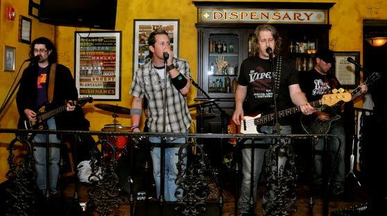 Band Spotlight: Formerly Known As at Ri-Ra