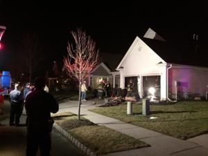 EHT garage fire under investigation